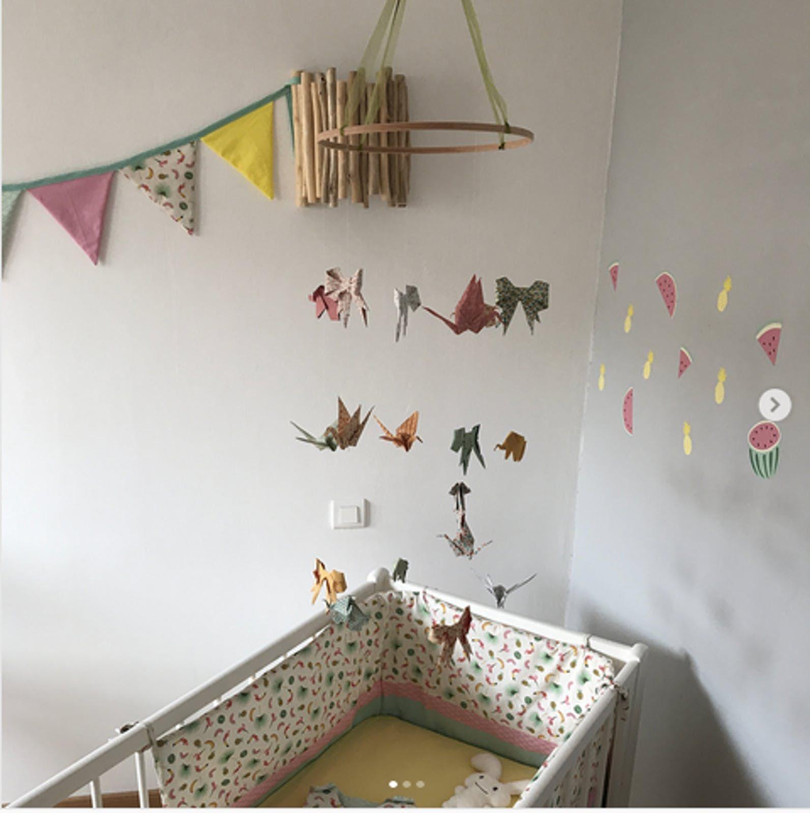 20 idées pour décorer la chambre de bébé cet hiver  Décoration