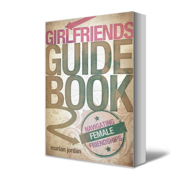 """While there are ample books for women on dating, career, marriage, and motherhood, less prevalent are thoughtful writings about the everyday handling of female friendships. Inspired by the highs and lows of a backpacking trip across Europe with four gals pals, Marian Jordan's The Girlfriends Guidebook charts a winning pathway through """"jealousy, competition, control, anger, manipulation, and resentment, just to name a few less-than-cuddly aspects of our personalities."""""""