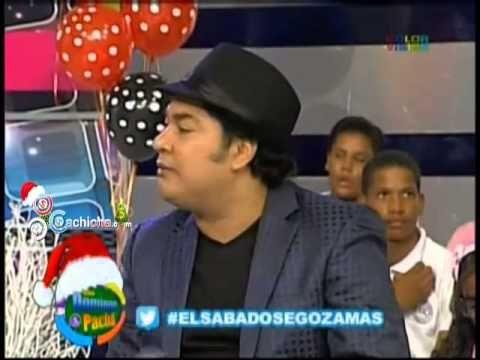 Entrevista a Wason Brazoban con @DomingoyPacha @ElPachaOficial @Ramses Paul #Video - Cachicha.com