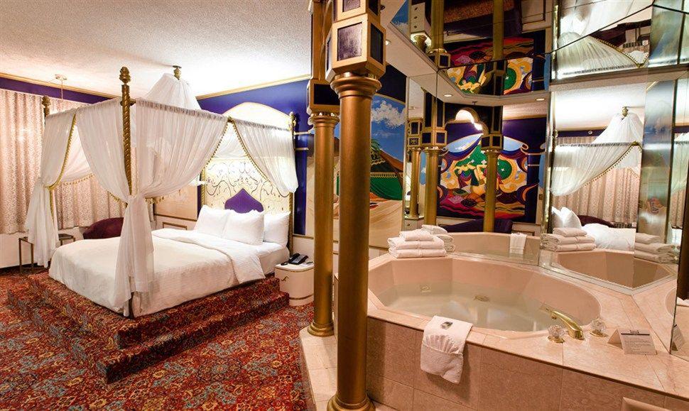 Arabian Theme Fantasyland Hotel West Edmonton Mall
