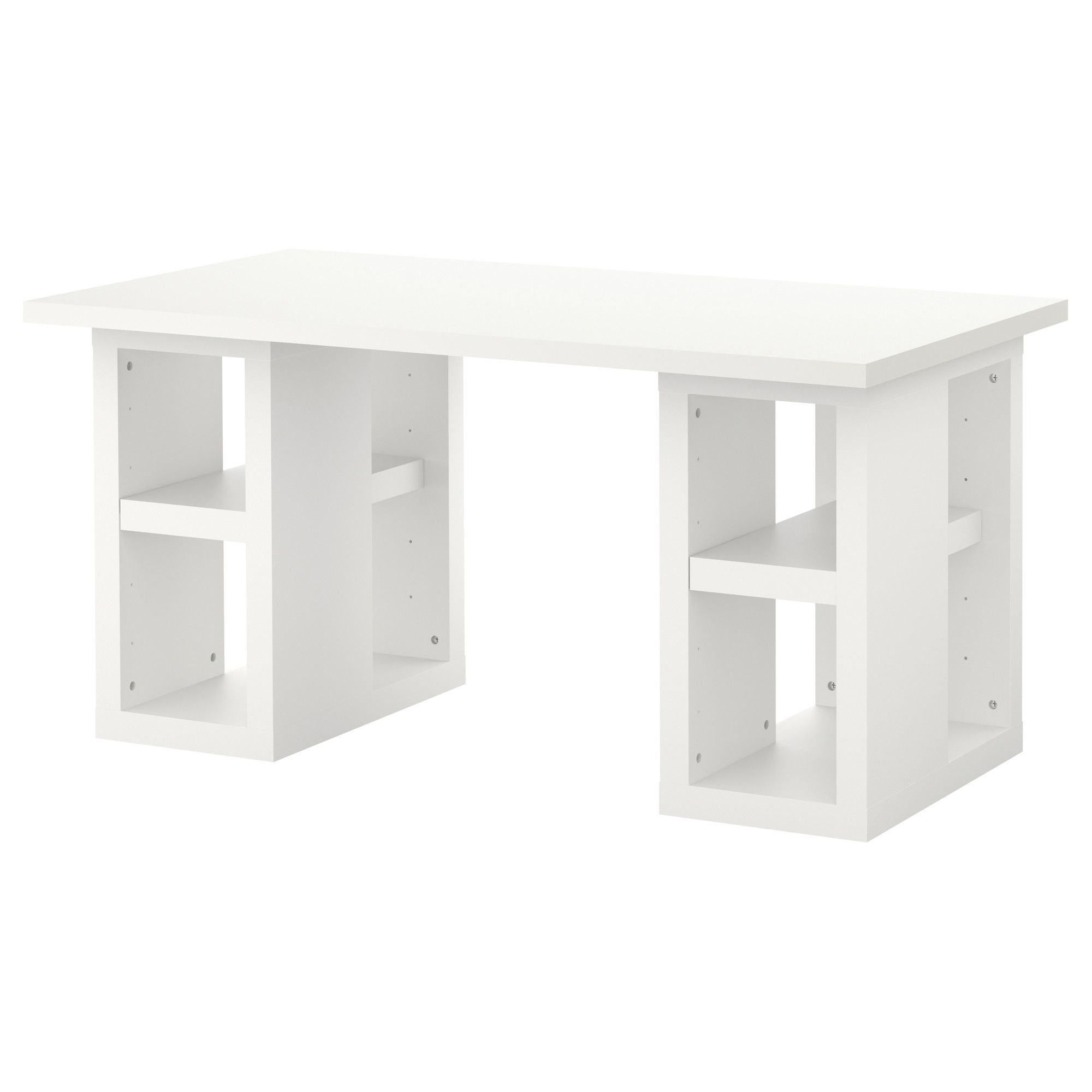 Vika amon vika annefors table white ikea table in my must have office picture back office - Table bureau ikea ...