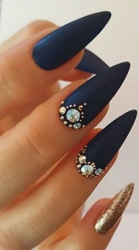 ✔ 29 Latest Acrylic Nail Designs Fоr summer 2019