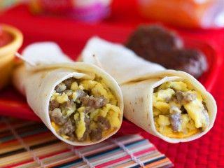 Mcdonald S Breakfast Burrito Breakfast Burritos Recipe Mcdonalds Breakfast Burritos Burritos Recipe