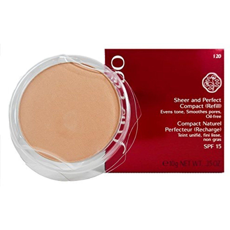 Shiseido Sheer and Perfect Compact Foundation SPF 21 I20