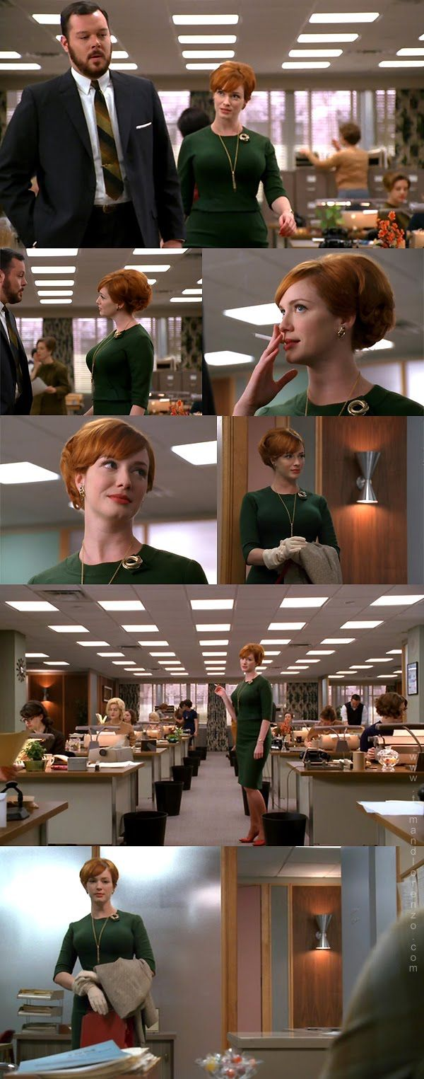 Mad Style: Joan Holloway, S2 Part 1 | Tom & Lorenzo