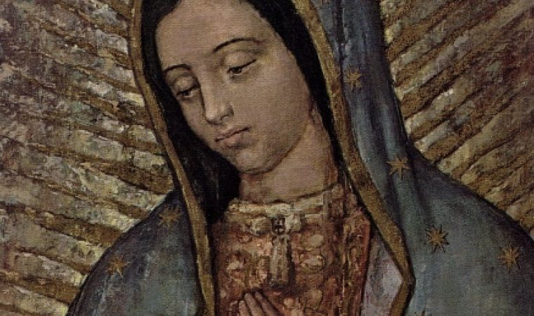THERE'S SOMETHING ABOUT MARY Homily on the Spot