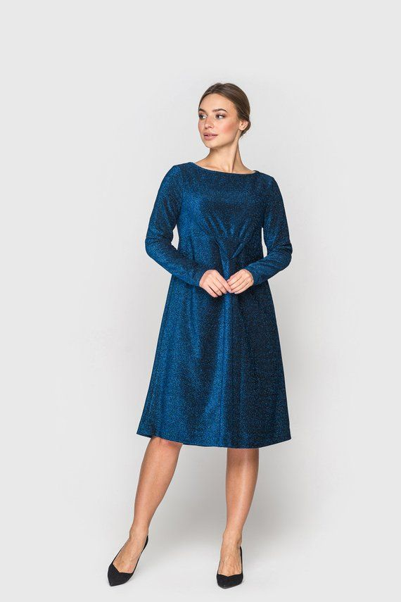 5207e9eae4f5 Sparkly Loose Dress