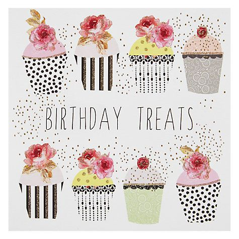 Portfolio Cupcakes Birthday Card Cupcake Birthday Cards Birthday Card Pictures Happy Birthday Cards