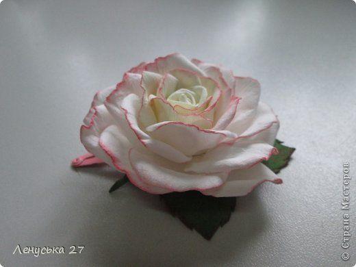 Здравствуйте, дорогие жители СМ. Сегодня я расскажу как ...  Цветочки Розы