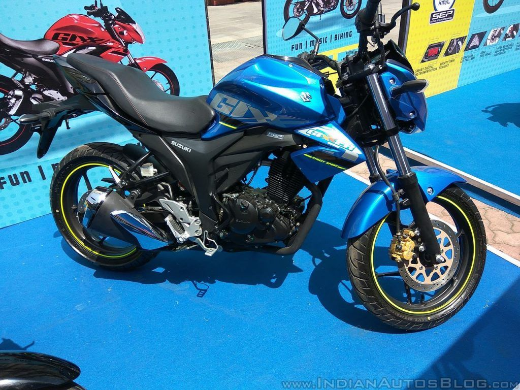 Suzuki India To Introduce Products In The 125 150 Cc Segment