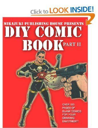 Diy comic book part ii do it yourself comic book series amazon diy comic book part ii do it yourself comic book series amazon solutioingenieria Choice Image