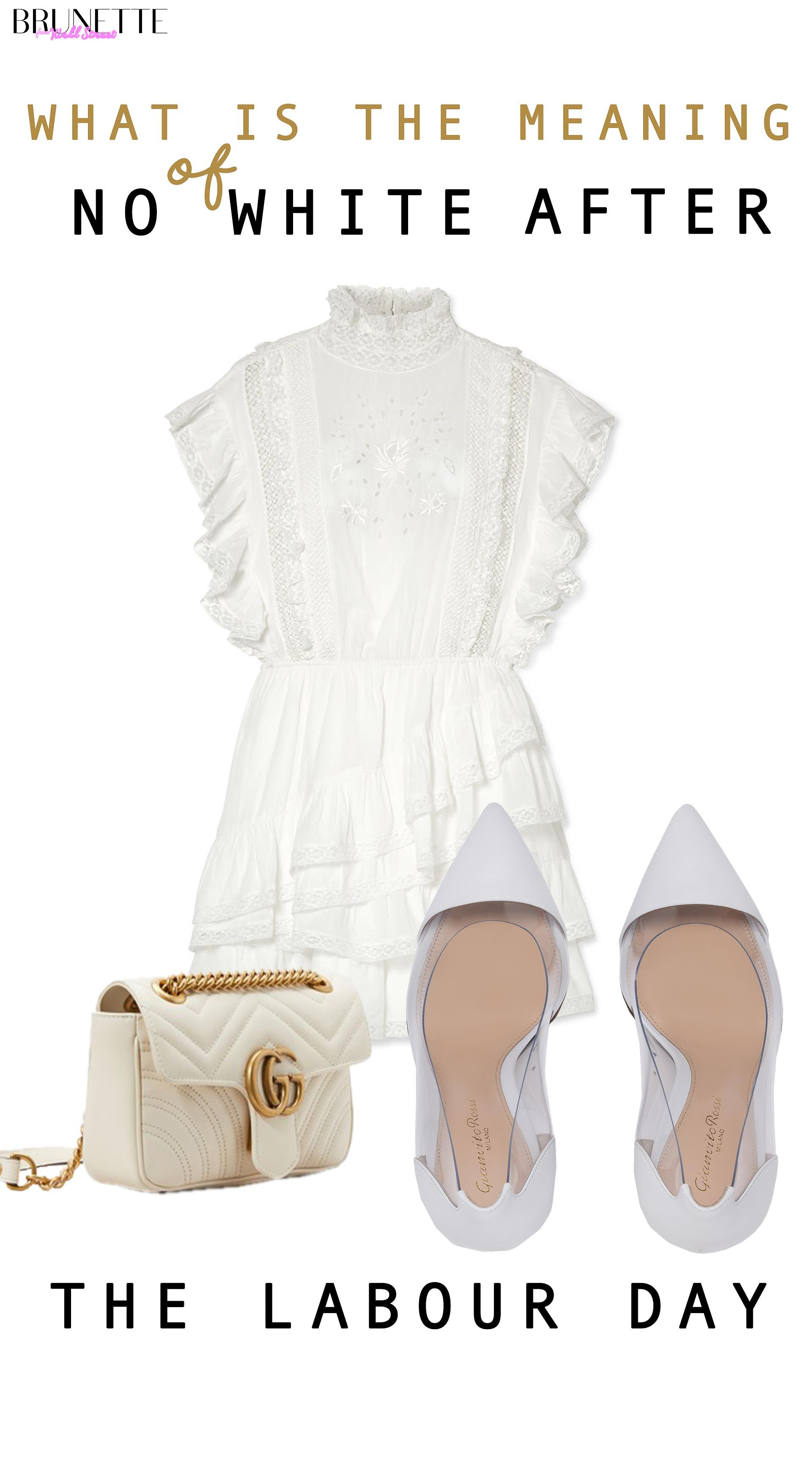 6 White After Labor Day Outfits Everything About Women Fashion