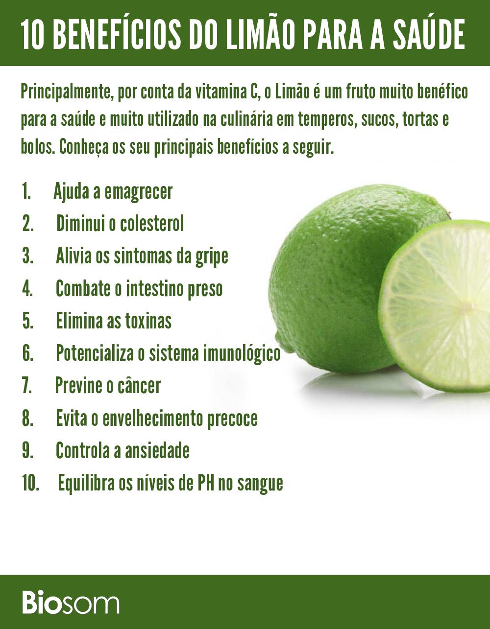 5424aa37f4 Veja tudo que o limão é capaz de fazer no nosso organismo. Aprenda sobre  este