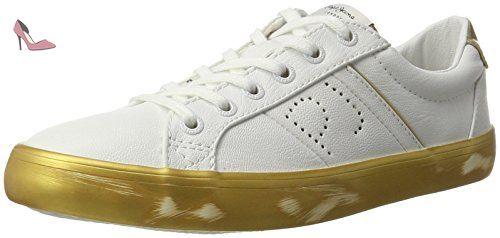 Clinton, Sneakers Hautes Femme, Noir (999Black), 37 EUPepe Jeans London