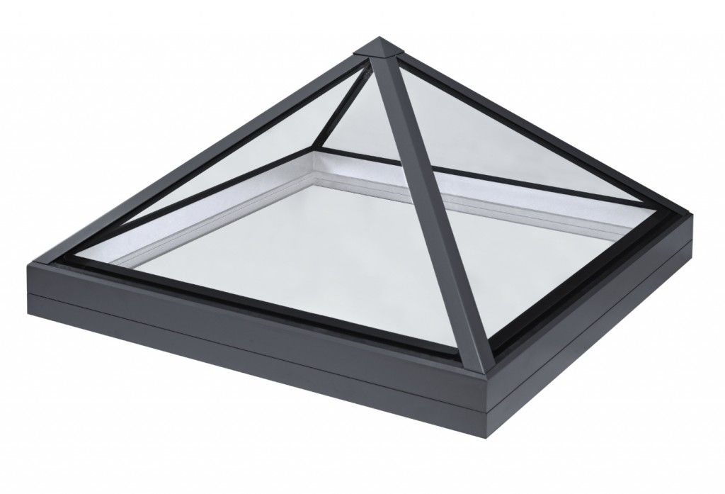 Pyramid Rooflight Roof Lantern Glass Roof Roof Light