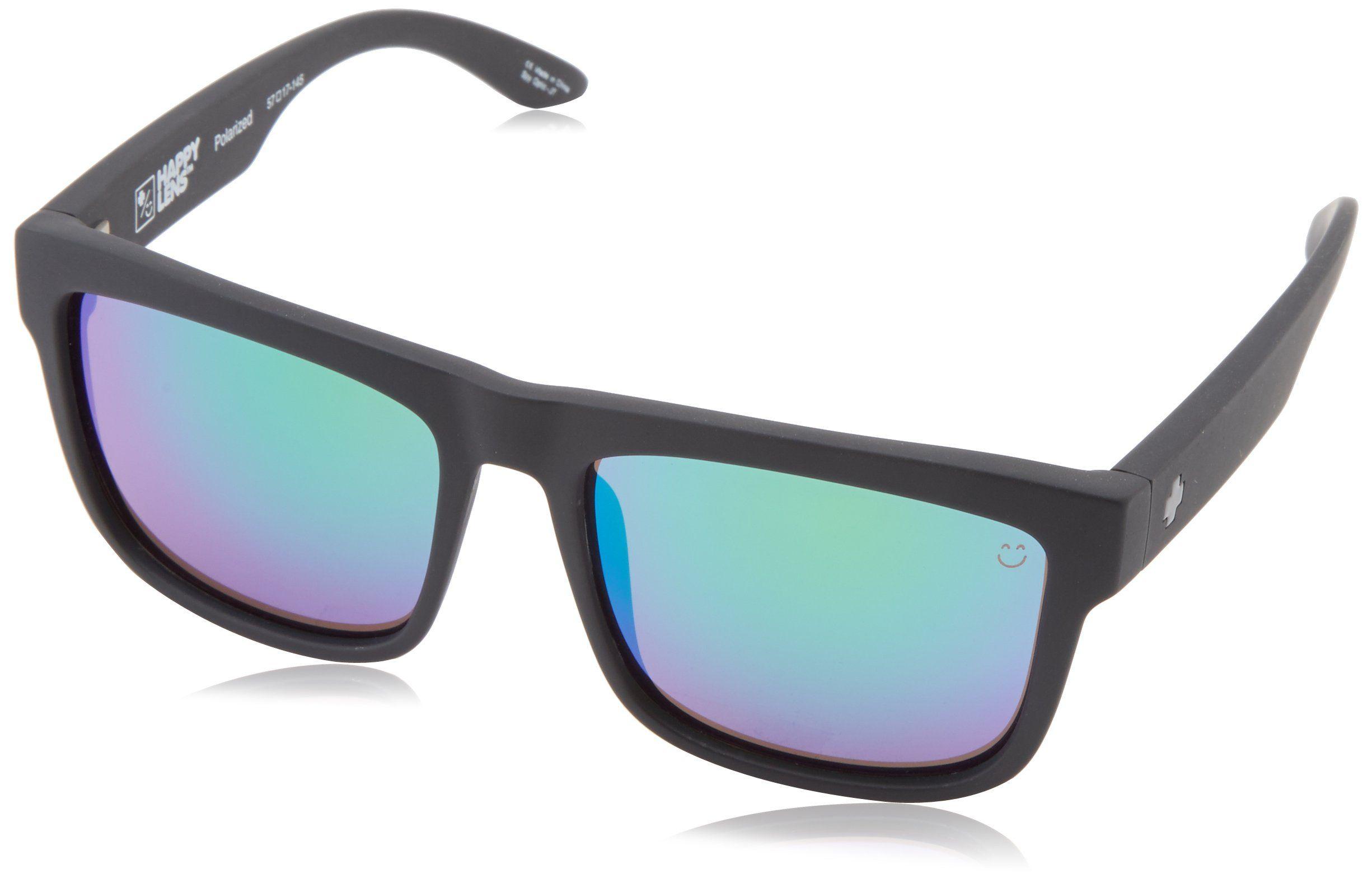 5c1052a0f98 Spy Optic Discord Polarized Flat Sunglasses