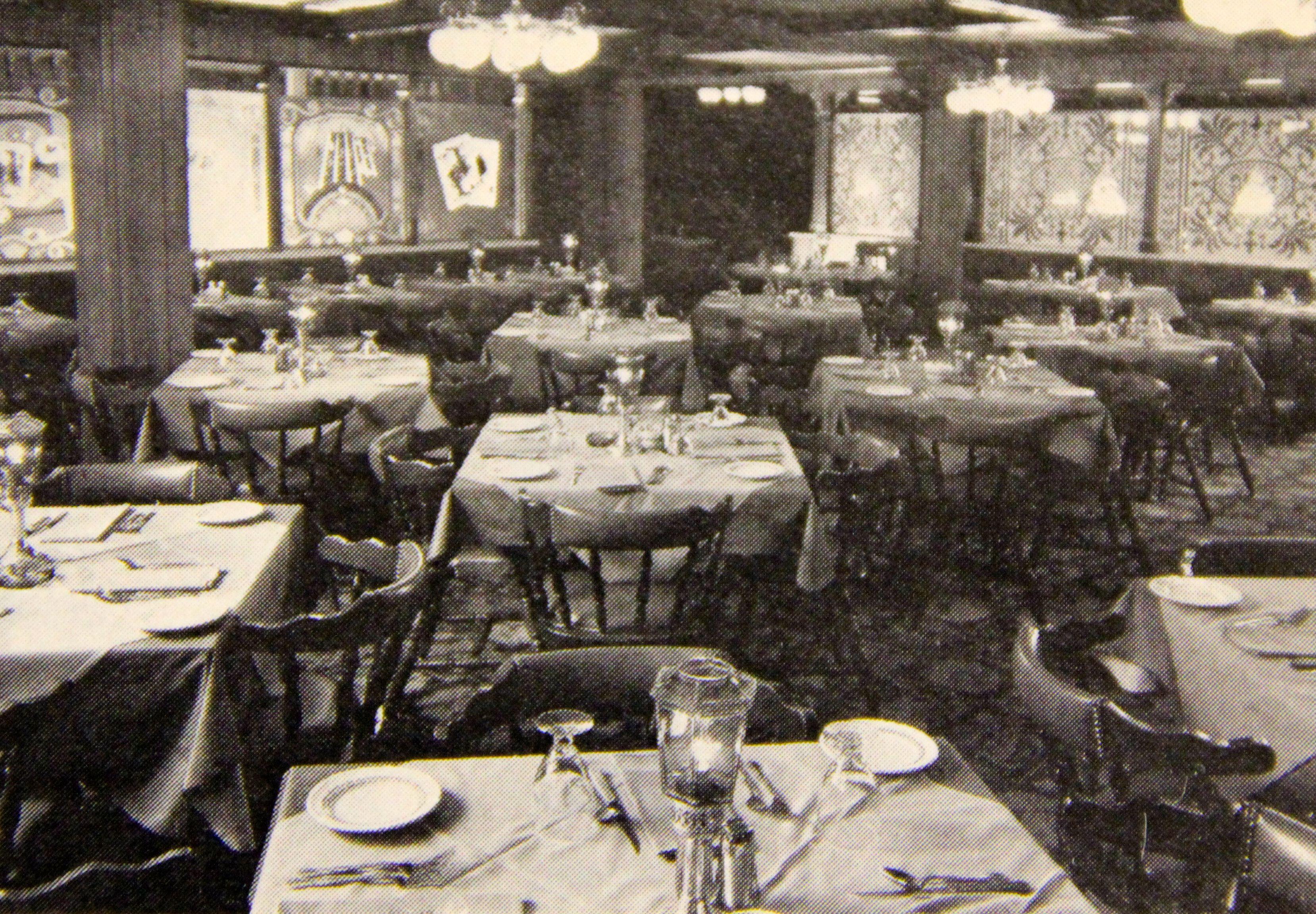 boss tweed restaurant in linden nj photo from1979