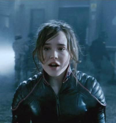 X Men Shadowcat Movie ellen page kitty pryde...