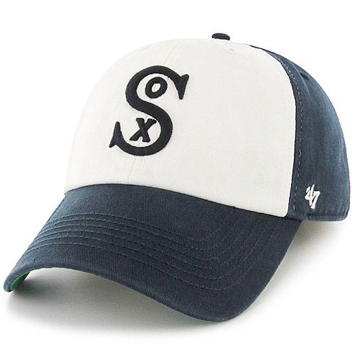 Chicago White Sox Cooperstown Freshman  47 Franchise Cap by  47 Brand -  MLB.com Shop 294412912cc8