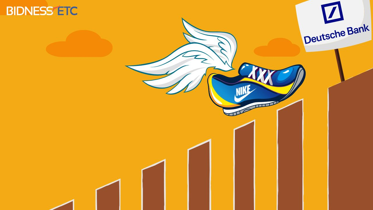 Deutsche Bank has reaffirmed a Buy rating for Nike Inc (NYSE:NKE) stock