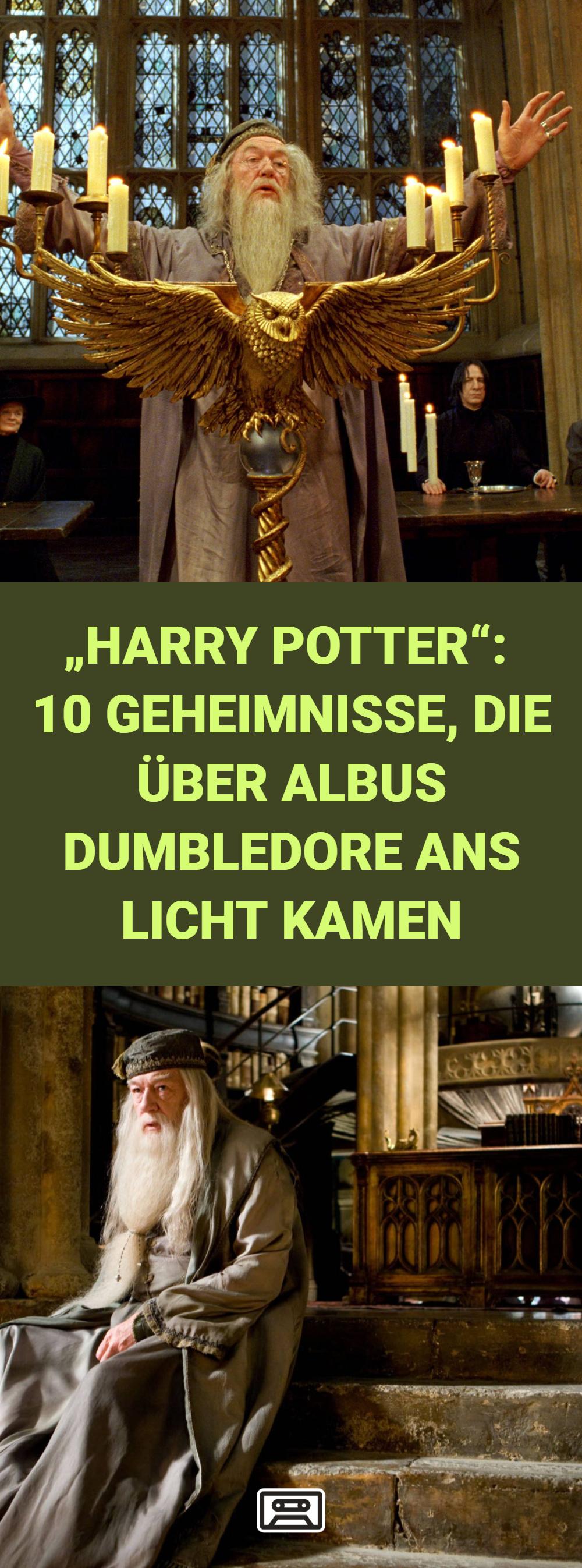 Dumbledore Ist Von Einigen Mysterien Umgeben Harry Potter 10 Geheimnisse Die Uber Albus Dumbledore Ans Licht Kamen Filme Ha Filme Komodien Kino Film