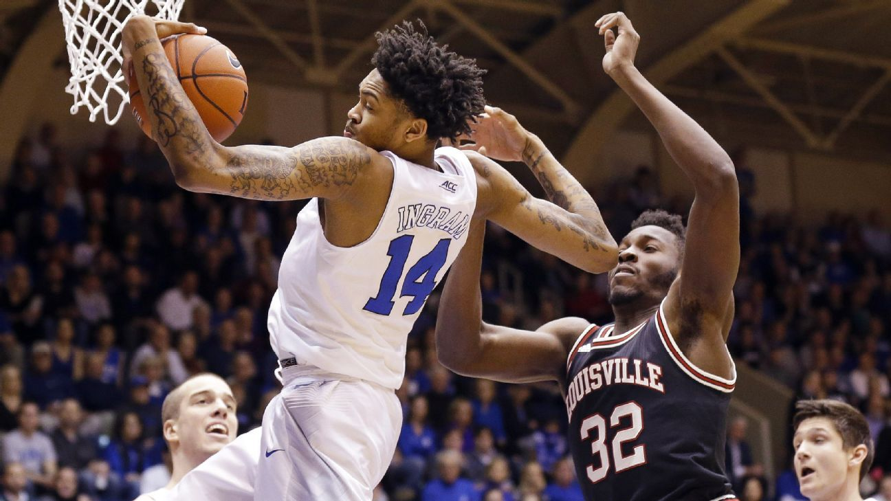 Duke regaining confidence to confront defining stretch of