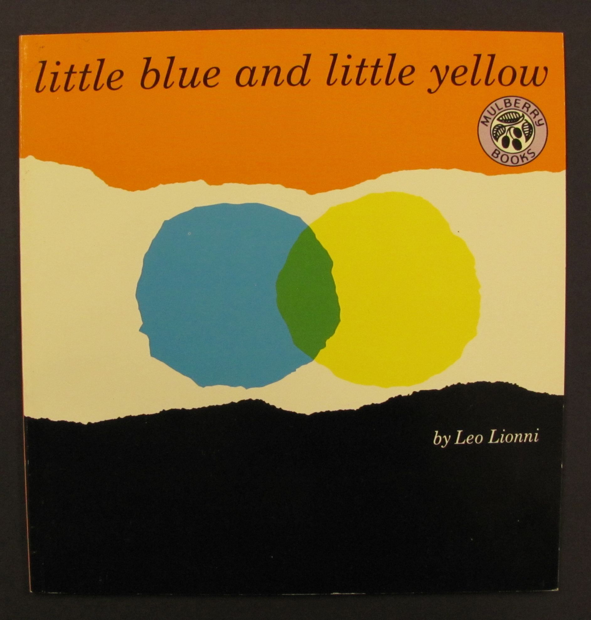 Book for color theory - Color Theory For Kindergarden And Grade 1 We Love This Classic Book