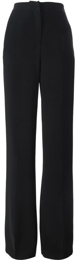 MSGM high waisted straight trousers