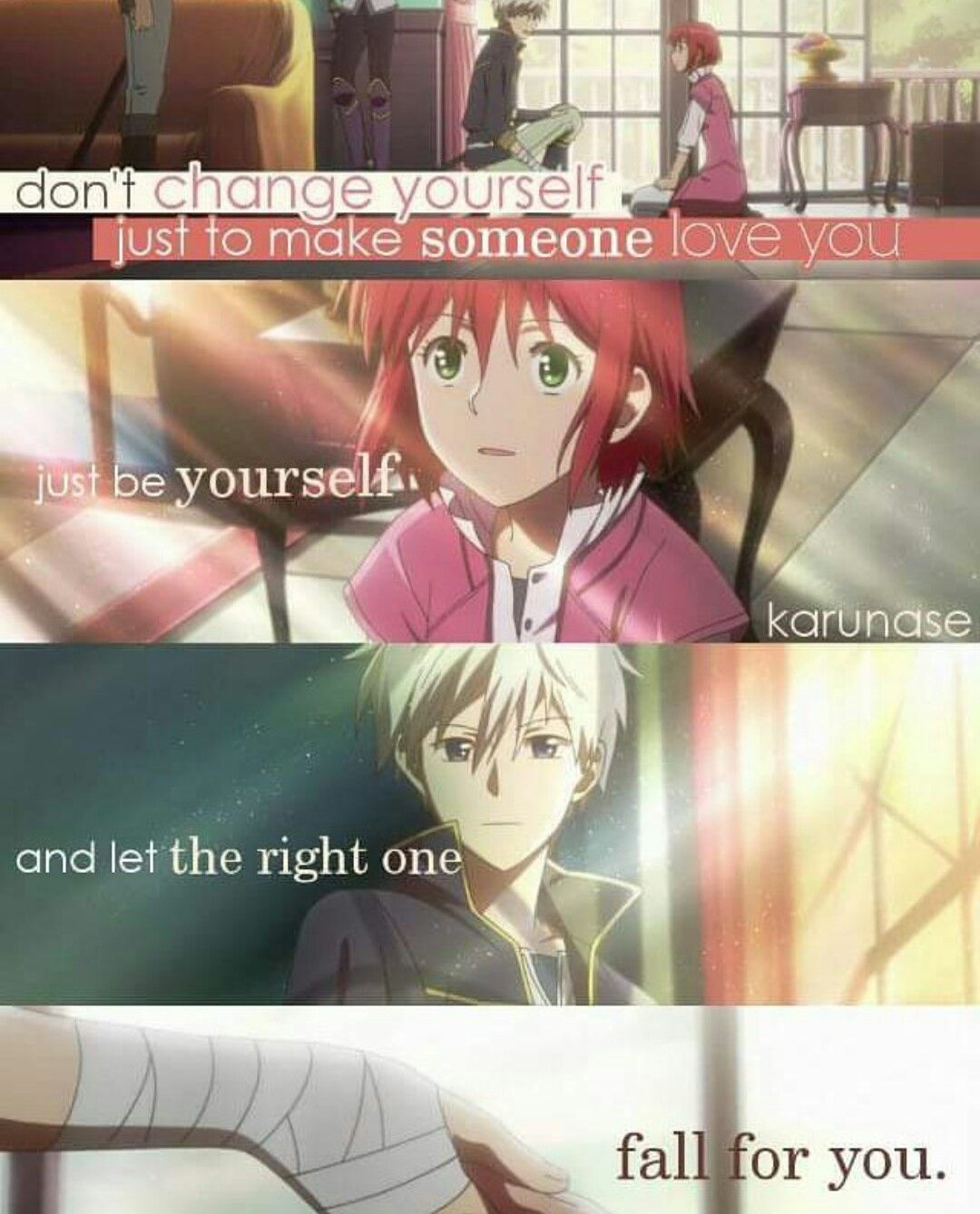 Pin by Rylie Smith on Frases anime  Anime love quotes, Anime