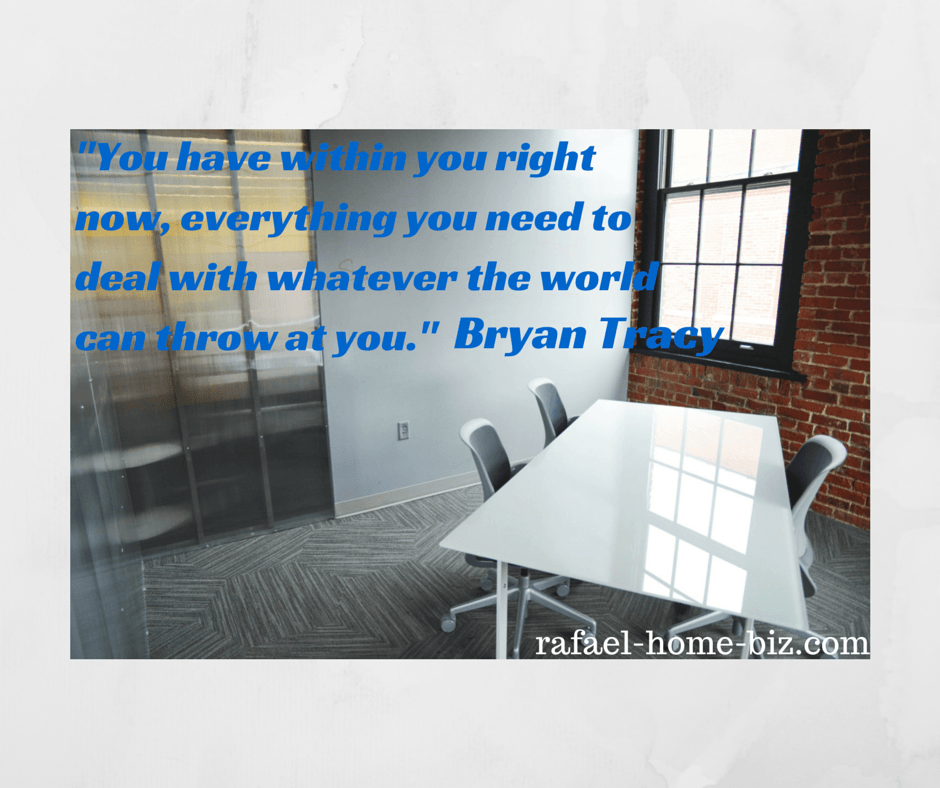 Quote of Bryan Tracy