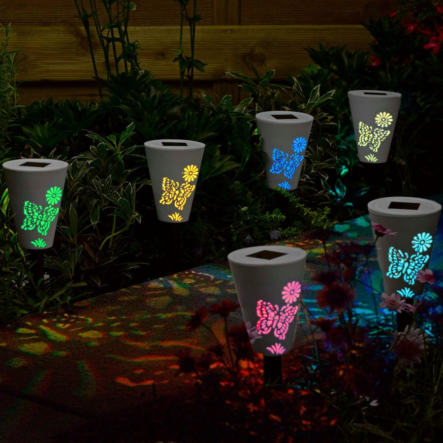 Solar Fairy Lights For The Garden Ideas for the House