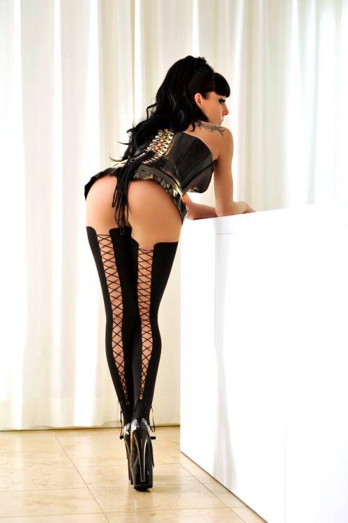 fishnet girls | Staff 4 | Pinterest | Fishnet, Fishnet stockings and ...