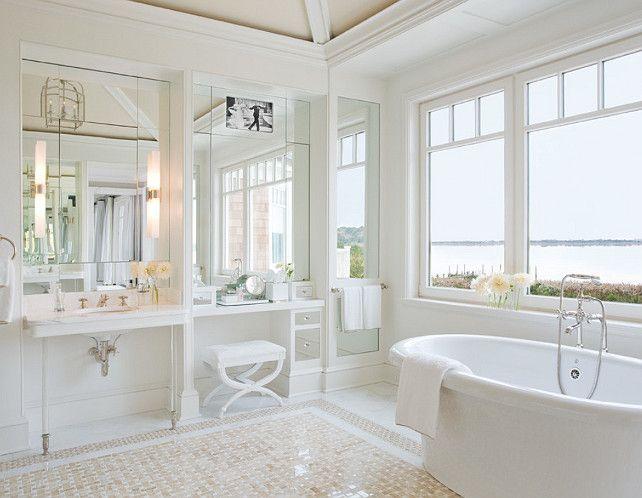 Interior Design Ideas Classic Bathroom Hampton Style Bathrooms Master Bathroom Design