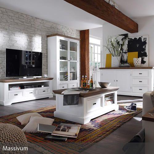 Wohnzimmer mit weißen Möbeln gestalten in 2019 | Εργασίες που θέλω ...