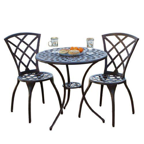 Glenbrook Bistro Set Great Deal Furniture Http Www Amazon Com Dp