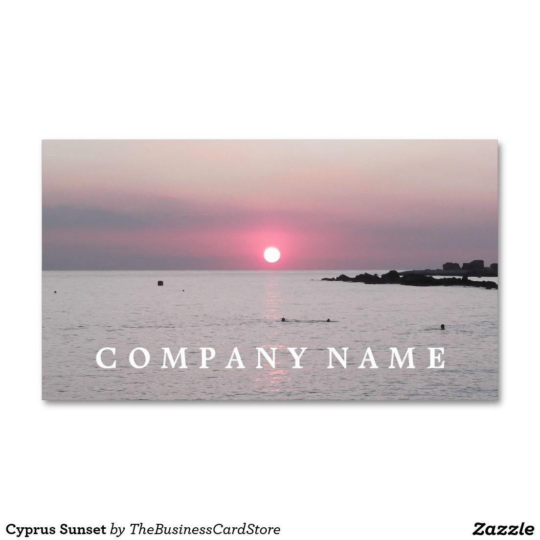 Cyprus sunset business card cypriot and greek business cards from cyprus sunset business card cypriot and greek business cards from the business card store pinterest business cards cyprus and sunset reheart Image collections