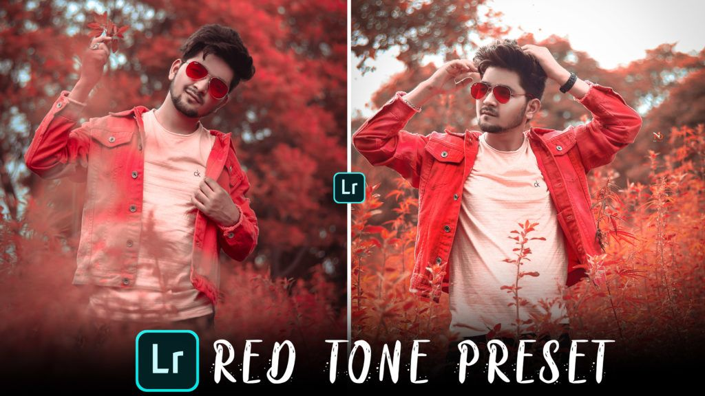 How to blur background in lightroom 5