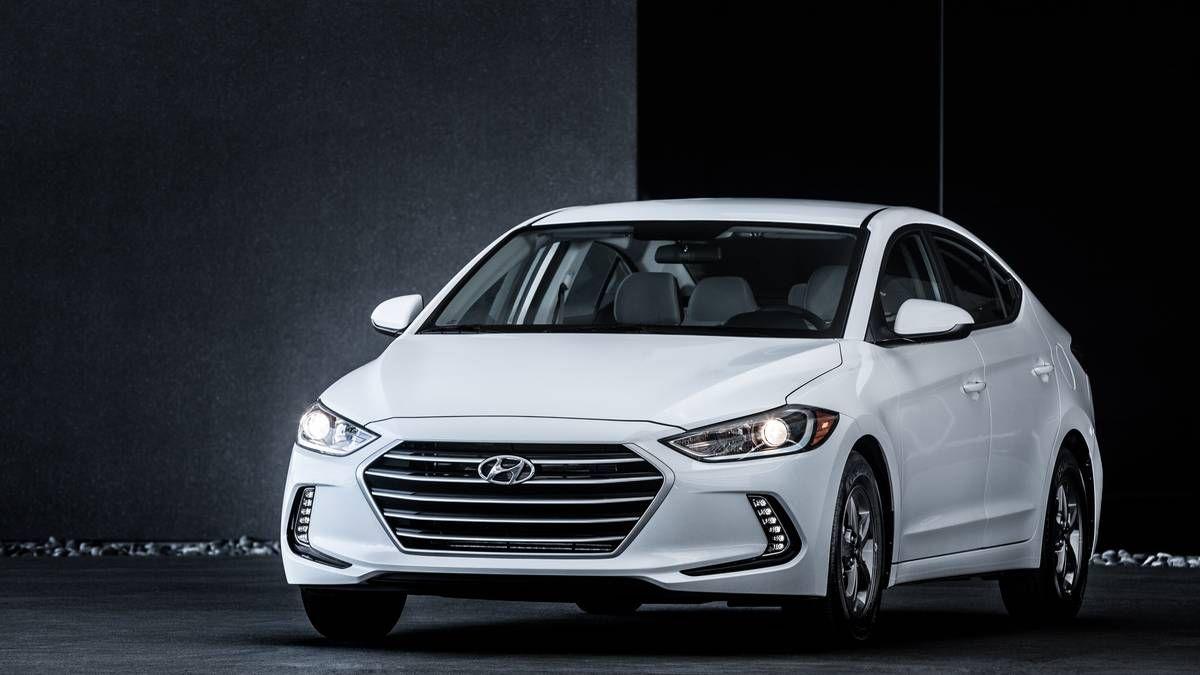 Check out the 2017 Hyundai Elantra Eco. hyundai compact