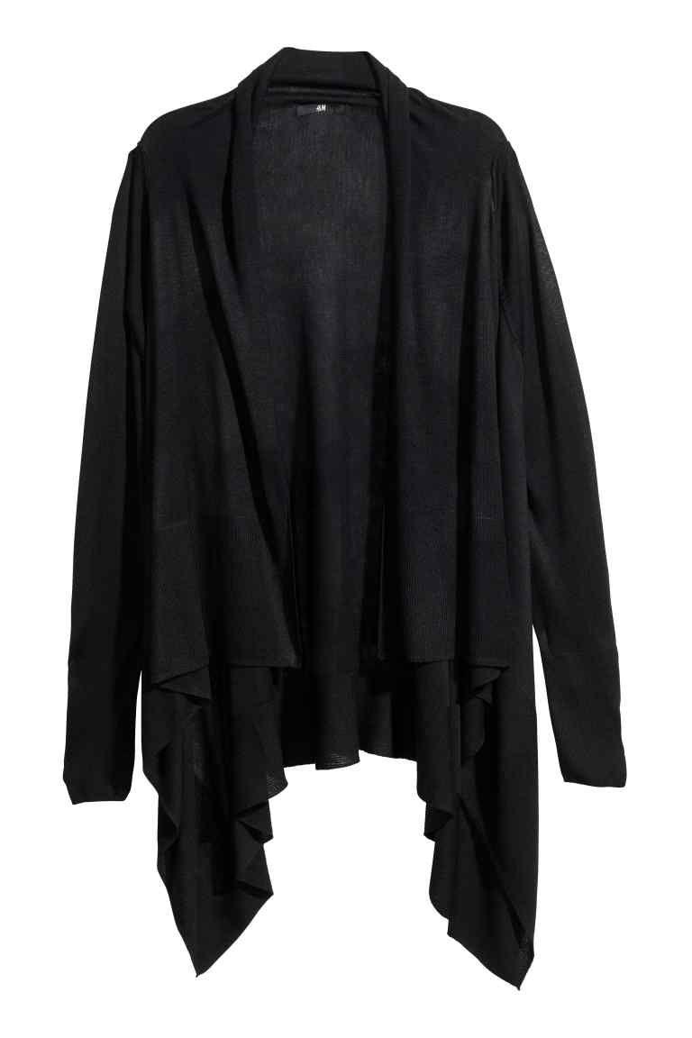 Cardigan in maglia fine   H&M