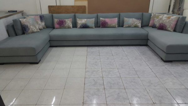 canap canap u canap moderne design tapisserie hakim - Canape U