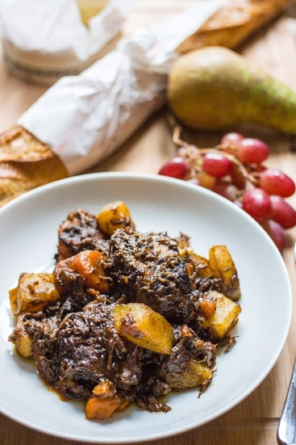 Boeuf Bourguignon | How To Throw A Historically Accurate Downton Abbey Dinner Party