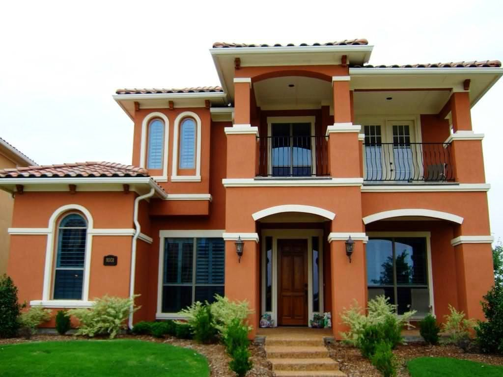 Canvas of Exterior Paint Schemes And Consider Your Surroundings ...