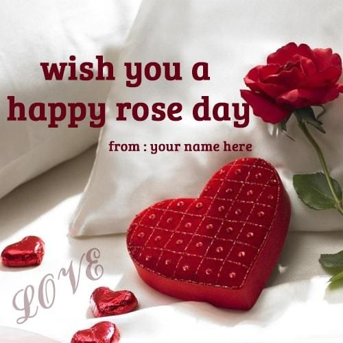 Generate name on love card for rose day online free happy rose day generate name on love card for rose day online free happy rose day greeting cards write my names on lovely happy rose day quotes pictures rose day images m4hsunfo