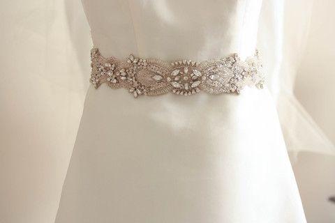 Bridal belt - Laces | MillieIcaro