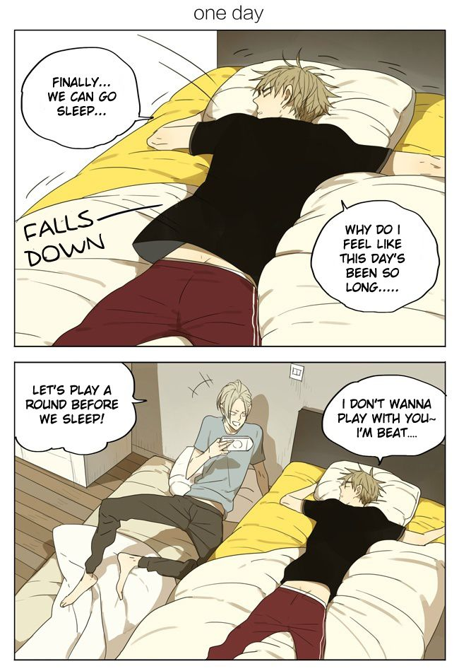 http://yaoi-blcd.tumblr.com/post/114370511465/old-xian-update-of-19-days-translated-by