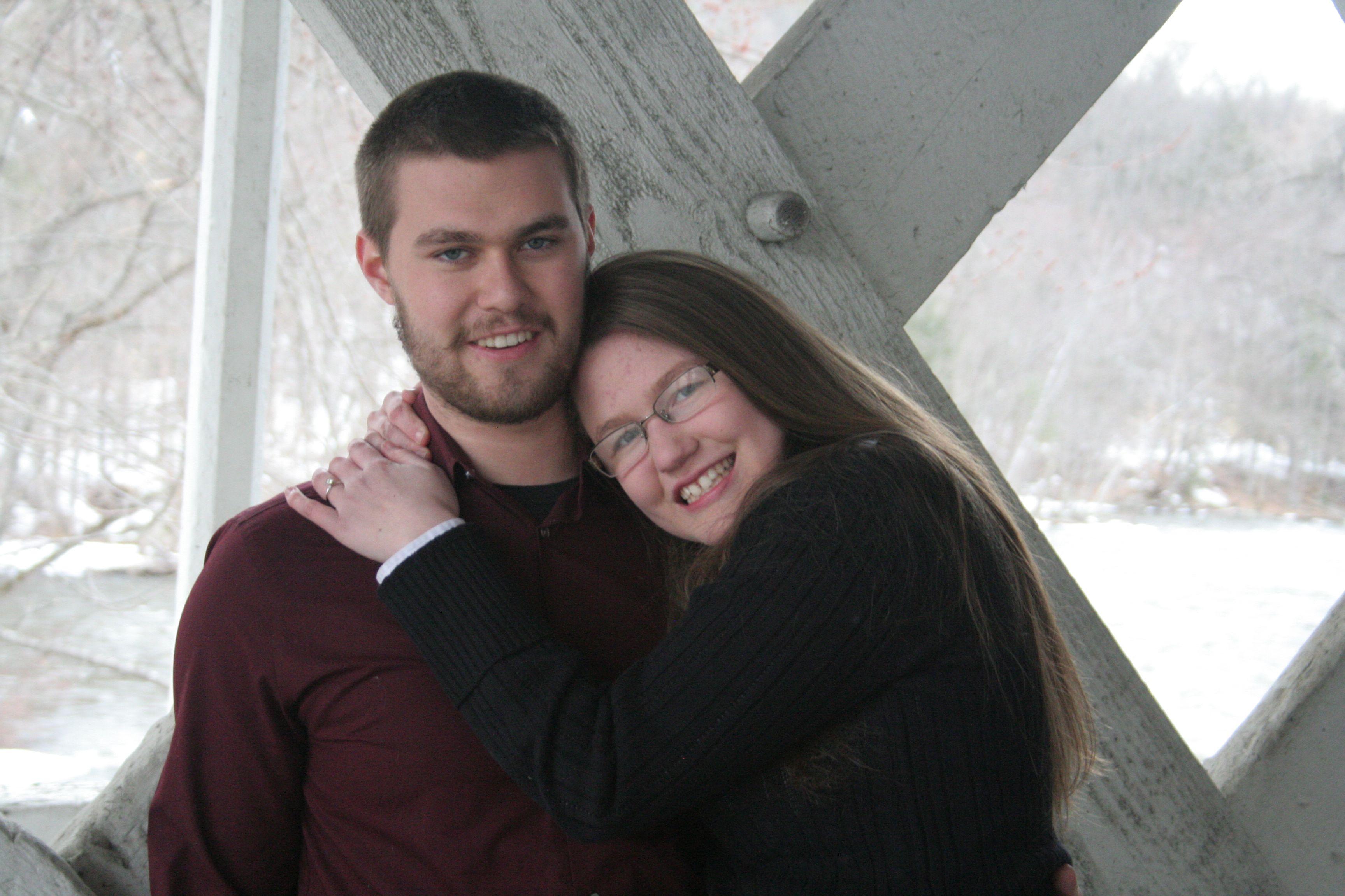 Christine and Zac's Engagement