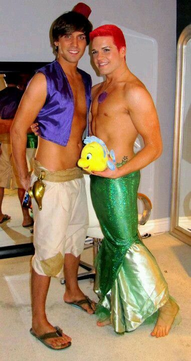 Aladdin sexe gay