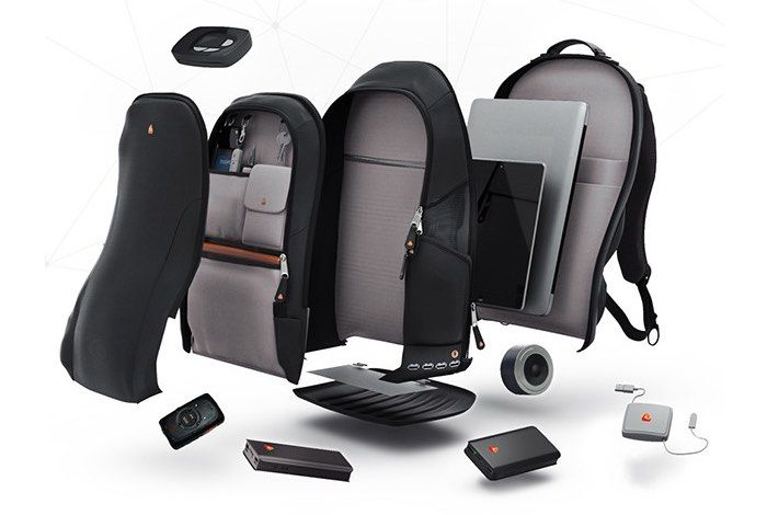 Ibackpack Designed To Be The Ultimate Gadget Bag Video