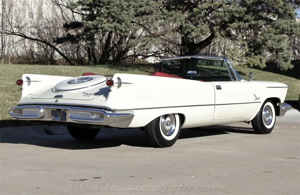 1958 Chrysler Imperial Convertible For Sale At Acc With Images