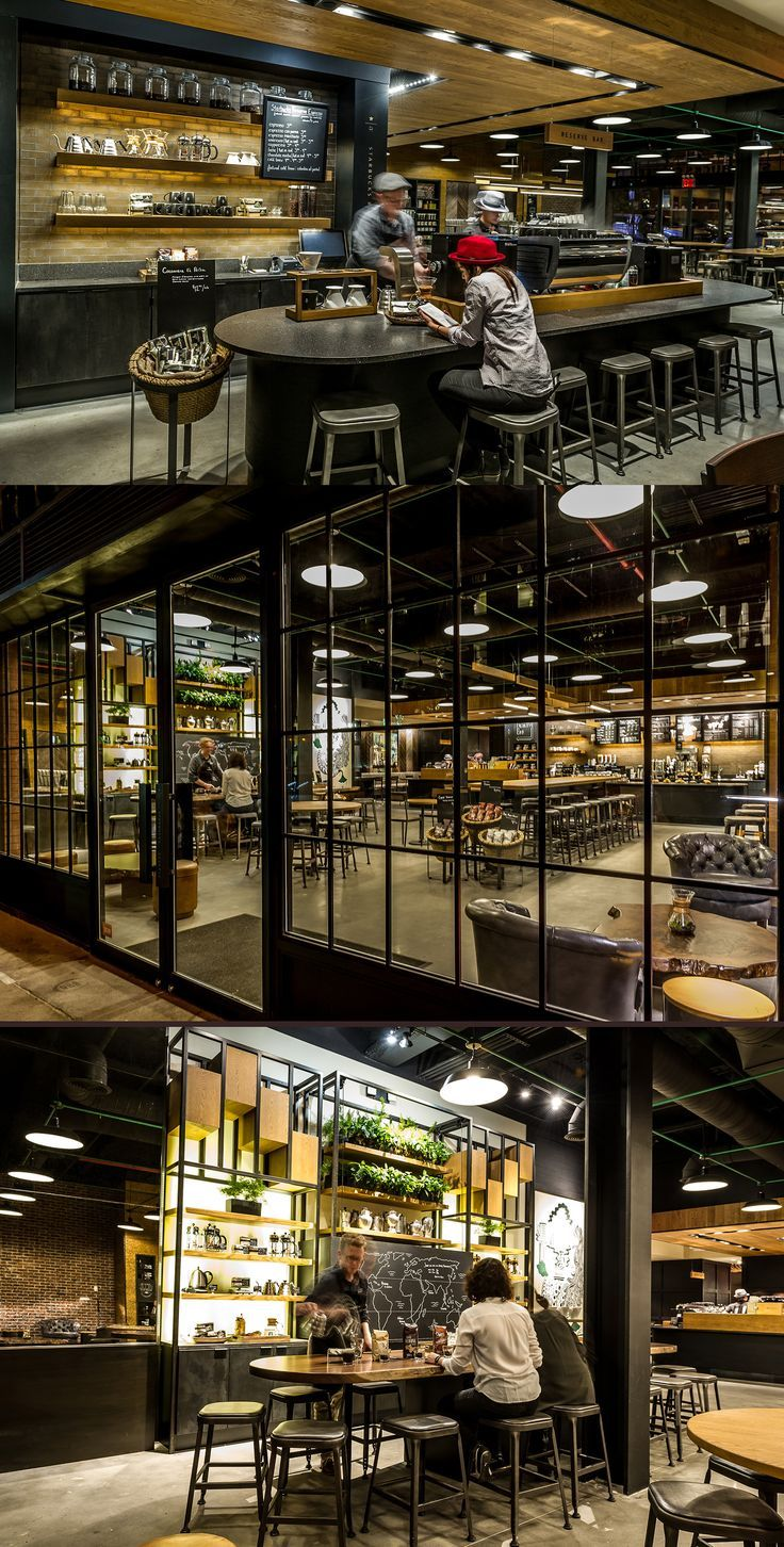 The starbucks reserve store in williamsburg brooklyn new for Craft stores in brooklyn